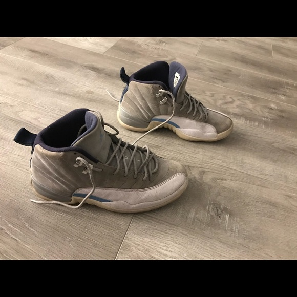 finest selection 6d8ea d8536 Jordan Other - Men s Nike Air Jordan 12 XII UNC Size 8